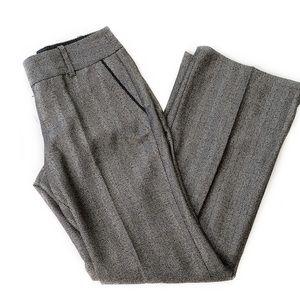 Loft • Julie Herringbone Bootcut Pants